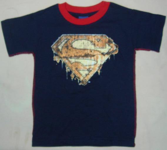 Playera Superman Dc Niño, Infantil