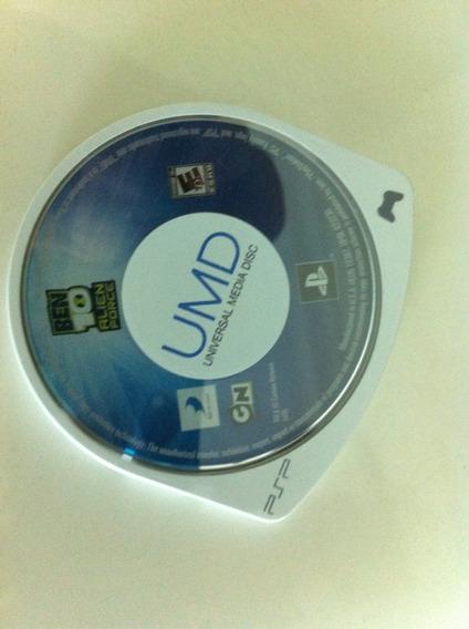 Game Psp Umd Ben 10