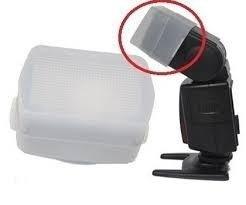 Difusor Bounce Flash Canon 580ex Ii Yn560 Yn565 Godox