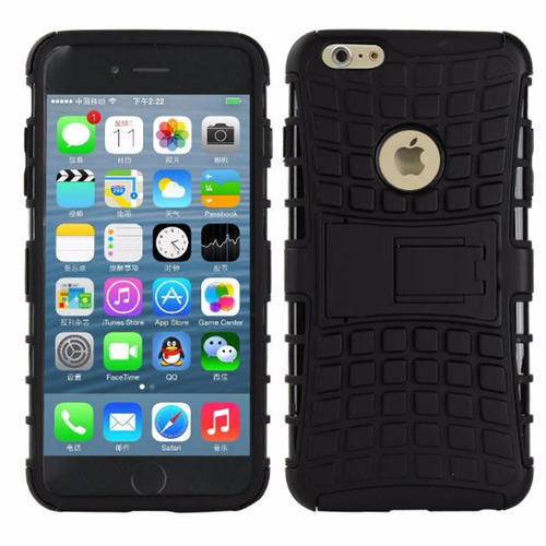Forro Protector iPhone 5 5s Defender Heavy Duty
