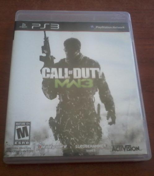 Call Of Duty Mw3 Semi Novo