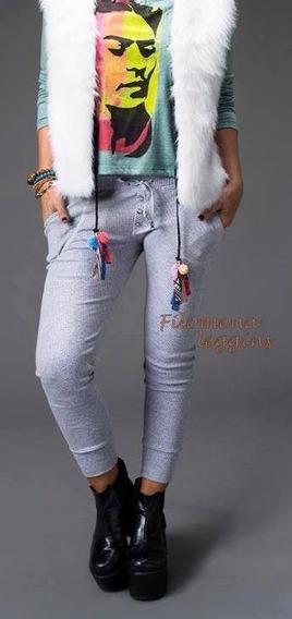 Pantalón/calzas/jogginetas/babuchas De Morley