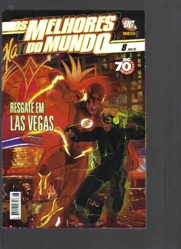 Imagem 1 de 1 de Os Melhores Do Mundo 8 Dc Comics