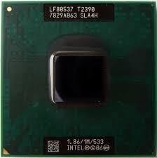 Processador Intel Pentium T2390 1.86ghz 1m 533mhz - Sla4h