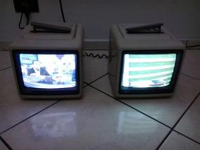 Tv Portátil Semp Em Excelente Estado Em Guarulhos São Paulo