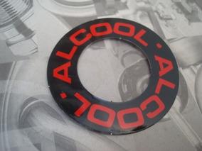 Adesivo Emblema Tampa Combustível Fusca Gol Passat Álcool Vw