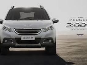 Peugeot 2008 Feline Tiptron 0k Anticipo $ 246.850 Y Ctas 0%