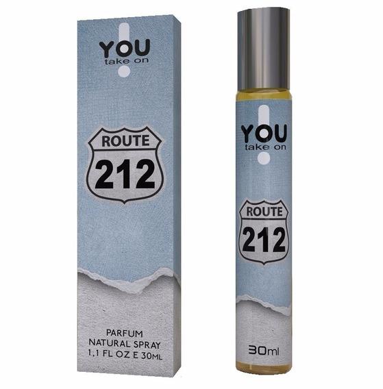 Perfume Masculino Route 212 Da You Take On