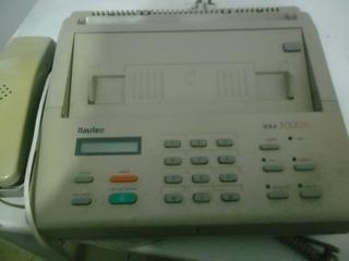 Fax Itau Tec Modelo 3000 Usado