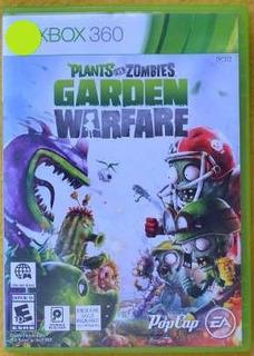 Plantas Vs Zombies Garden Warfare Xbox 360 Play Magic