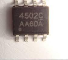 2 Un Ic Anachip 8 Pinos Af4502c 4502c Af4502csla