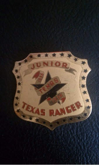 Medallas Texanas De Los 50