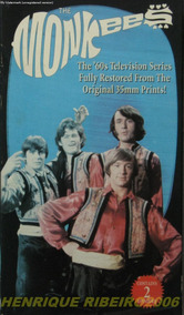 Monkees Vhs The 60