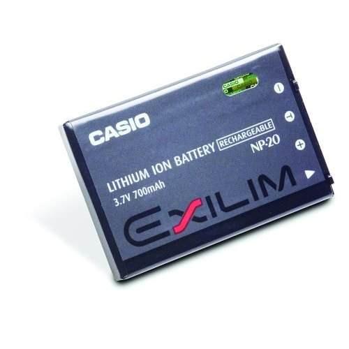 Casio Np20 Y Np-40bateriasoriginales(30dias Gtia ) C/u