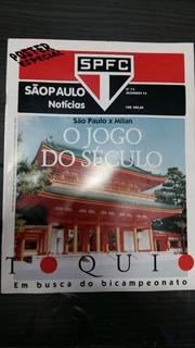 Revista / Poster São Paulo Fc Notícias 1993