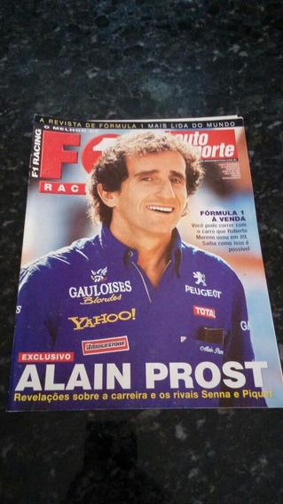 F1 Racing Suplemento N 435 Agosto 2001
