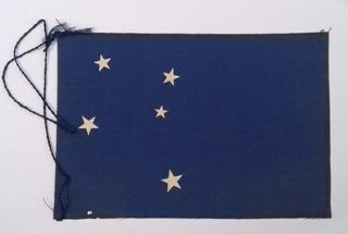 Bandeira Da Cidade De Cruzeiro Do Sul (acre) - Déc. 1970