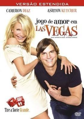 Dvd - Jogo Do Amor Em Las Vegas - Cameron Diaz - Original