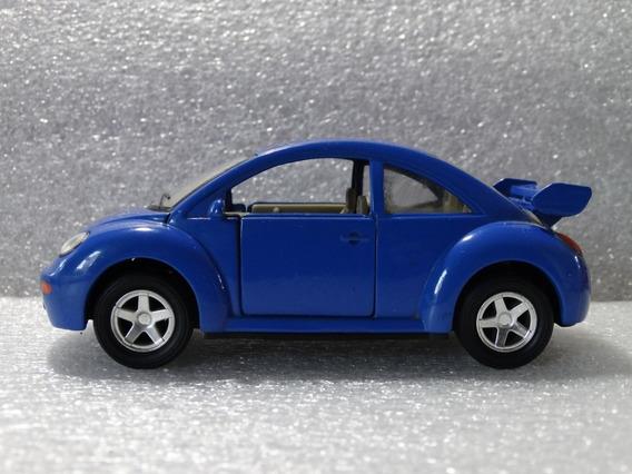 Volkswagen Beetle Fusca - Saico - Esc. Aprox. 1:32 - Loose