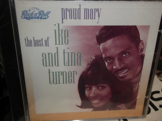 Ike And Tina Turner Best Of Cd Importado