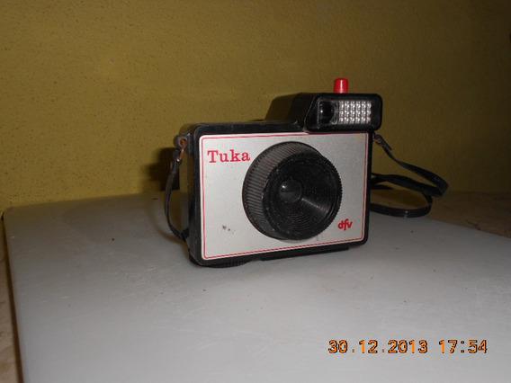 Maquina Fotografica Tuka Antiga