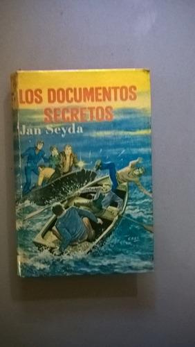 Los Documentos Secretos - Seyda - Novela - Robin Hood