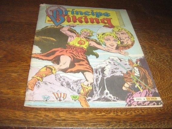 Príncipe Viking Edição Especial Desenhos Joe Kubert Ed. Ebal