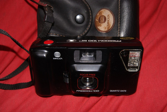 Camera Minolta Freedom 100 135film