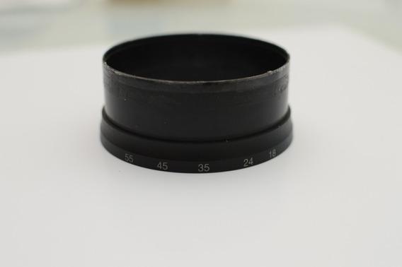 Anel Inferior Do Zom Da Lente Nikon 18-55 Af Vr G