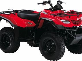 Suzuki Kingquad 400 4x4 En Motolandia! 4798-8980 Retira Ya