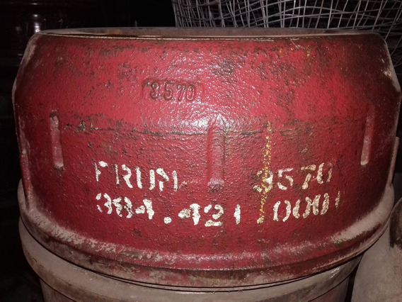 Tambor Freio Tras Frum 3570 Of-1115/1315 Freio Ar (cod 1717)