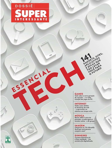 Revista Superinteressante Essencial Tech - Lacrada