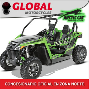 Arctic-cat Wildcat Xt 700 Global Motorcycles Rebajado