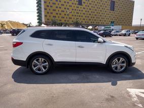 Hyundai Grand Santa Fe 2015 Teto Solar Branca 7 Lugares Zero