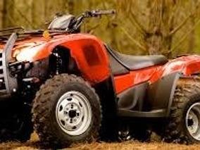 Honda Trx 420 Fpa 4x4 0km. Entrega Inmediata