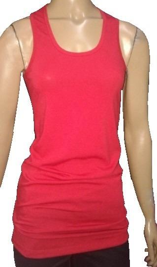 Musculosa Larga Talles Grandes Modal Elastizado Envios