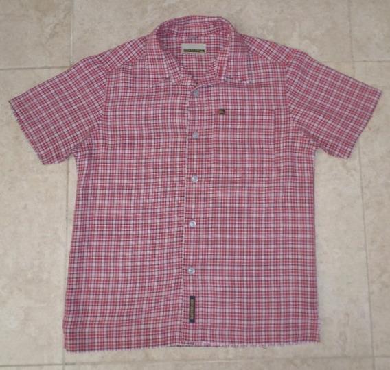 Quicksilver Camisa Para Niños Talla 6/7