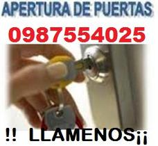 Cerrajeros Quito 24 Horas A Domicilios