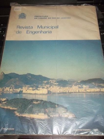 Revista Municipal De Engenharia Rio De Janeiro Vol 38