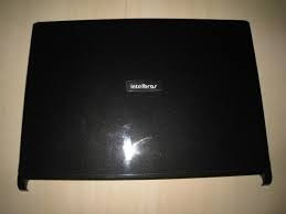 Carcaça Tampa Lcd Original Notebook Intelbras 510 I511 I513