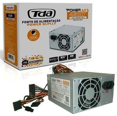 Fonte De Energia Para Pc 230w Desktop
