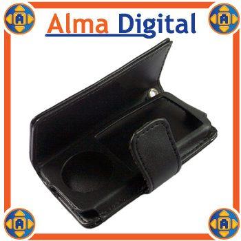 Estuche Cuero iPod Nano 5g El Mejor Forro Protector De Piel