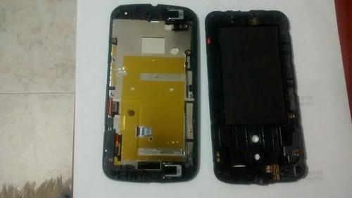 Vendo Back Cover Para Motorola G2 Modelo Xt1063 Usado