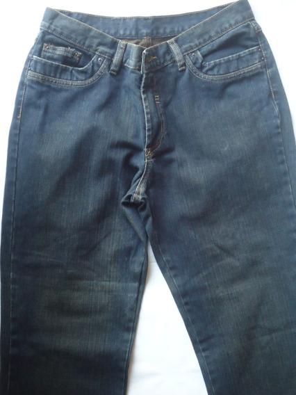 Pantalon Jeans Mujer Taverniti Talle 42