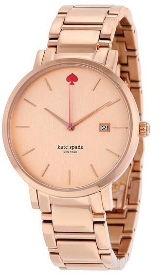 Reloj Kate Spade Gramercy Acero Inoxidable Mujer 1yru0641