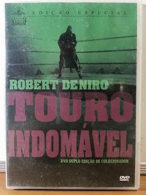 Touro Indomável - Dvd Original - Robert De Niro