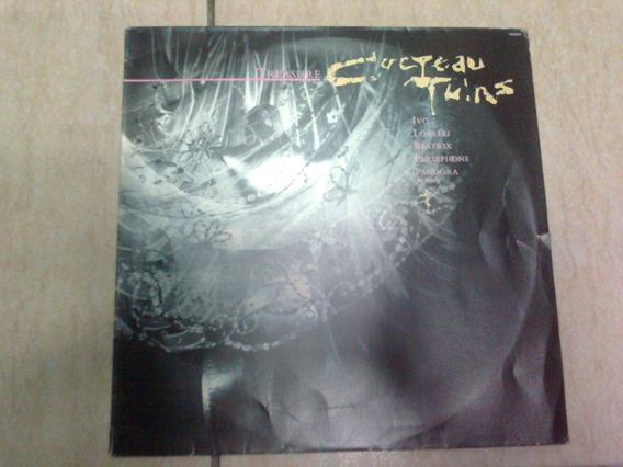 Cocteau Twins Treasure Vinil 1984 Novo