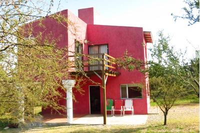 Casa En Alquiler Temporario En Yacanto (traslasierra)