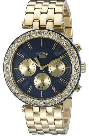 Reloj Juicy Couture Fecha/día Acero Inoxidable Mujer 1901334