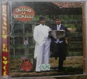 Cd Fabiano E Julio Cesar - Pensando Em Voce